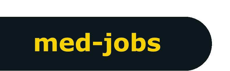 Med Jobs Die Online Stellenplattform Für ärzte Pflegepersonal Und